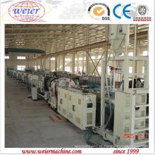 Tubulação de gás da água dos PP PP PPR que faz a máquina de Qingdao Weier