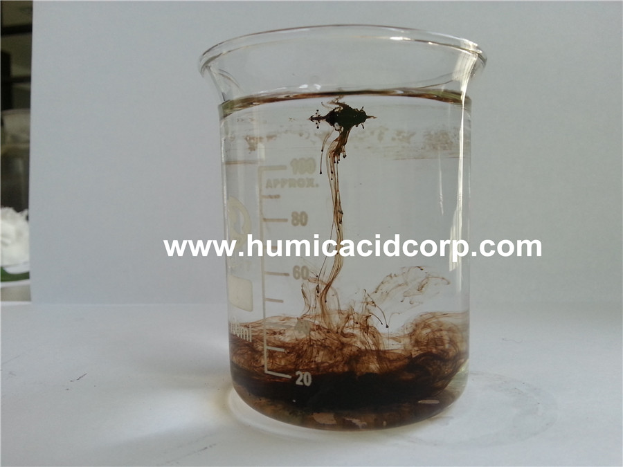 95 Soluble Potassium Humate Fertilizer