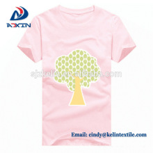 Customizable Print Logo Cotton Tee shirt Advertising T shirts