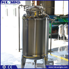 5BBL micro brewing beer maturation tank beer conditioning tank