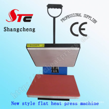 Flat Simple Heat Press Machine Flat T-Shirt Heat Transfer Machine Heat Transfer Printing Machine Stc-SD09
