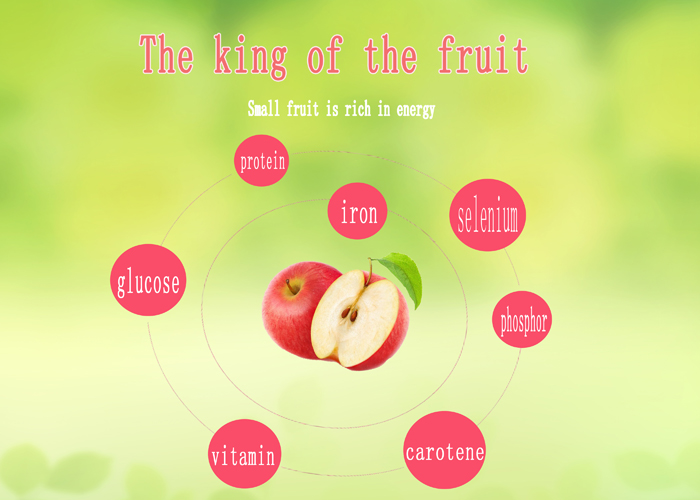 The king of fruits