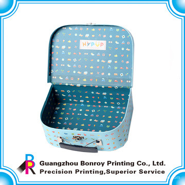 Chine usine personnalisée nouvelle conception logo impression carton valise