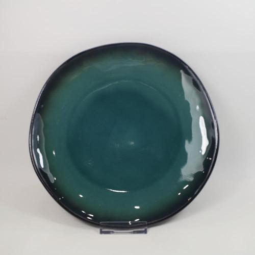 Steinzeug in Crackle Glaze
