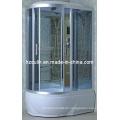 Komplette Luxus Dampf Dusche Haus Box Kabine (AC-58-118)