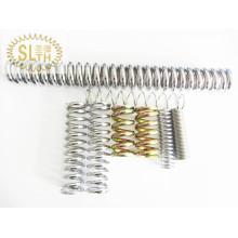 Feito à medida música de alta qualidade de arame de aço inoxidável de compressão Springs (SLTH-CS-020)
