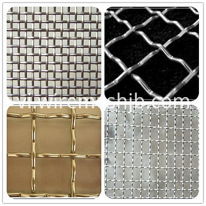 SS square wire mesh