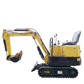 Excavator 1000kg Small 2.2t Hydraulic All 500kg Home 9 Hp Mini 1,2t Crawler With Cab China Excavator 4 Ton