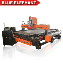 4 Axis CNC1530 Auto Tool Change Router ATC with 9kw ATC Spindle and Servo Motor for Wood