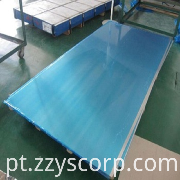 Hot Sale Aluminum Plain Sheet