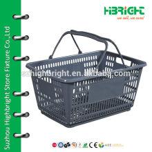 Walmart shopping basket plastic basket