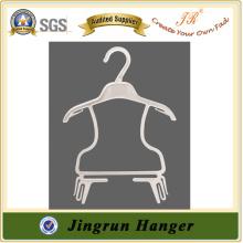 Zuverlässige Qualität Display Hanger Lovely White Plastic Kid Hanger