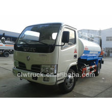 Dongfeng 3cbm sewage suction tanker truck,4x2 sewage truck