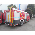 Dongfeng 3000 Liters water fire fighting truck