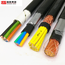 Copper  conductor XLPE insulated PVC sheathed control cable