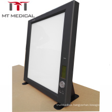 Hospital X-ray film viewer x ray viewing box
