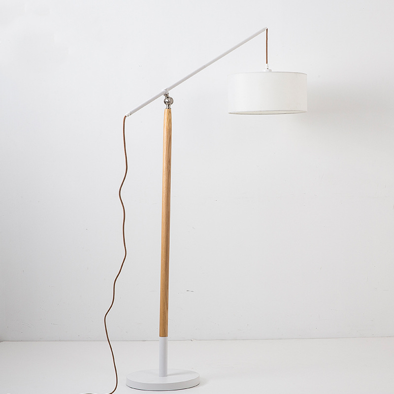 Tall Stand Up Lamp