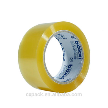 Geelachtige Stationery Tape voor Office