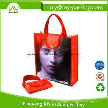 Reusable Portable Fold Shopping Promotional Bag