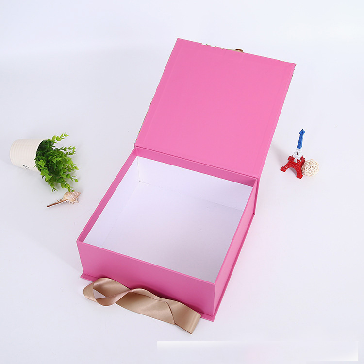 Ribbon Pink Box 2