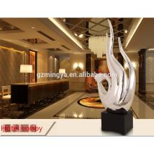 Nouvelle arrivée Alibaba Assurance Statue en résine de Bouddha décoration de la maison