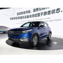 Dongfeng brand electrical SUV left hand drive