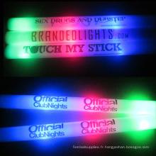 nouveaux produits Décorations de mariage LED Mousse Stick
