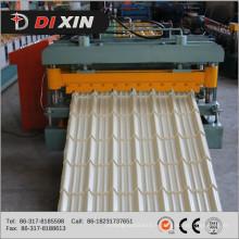 Machine de formage de panneau de toit Dx 1100