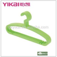 Shenzhen boa qualidade e barato cabides de plástico rack