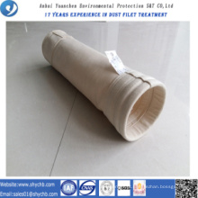 Saco de filtro de Nomex da prova da água e de óleo para o saco de coleção da poeira