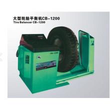 Máquina de balanceamento de pneus de caminhão Fsd-1200