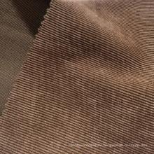 16 Wales Polyester Nylon Corduory Stoff