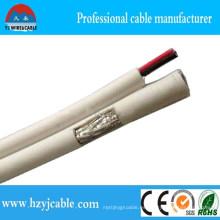 Rg 59 Cables coaxiales Blanco PVC Rg 59 Cable coaxial Cable coaxial Precio