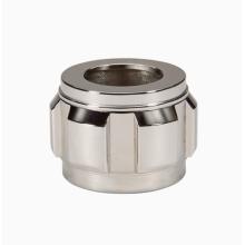 Kundenspezifische eloxierte kundenspezifische CNC-Aluminiumblockteile