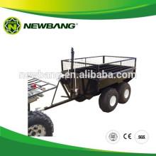 Reboque ATV KD-T17B multi-uso (4 rodas)