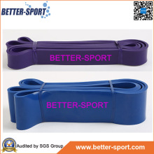 Crossfit and Fitness Body Stretch Resistance Bands with Logo