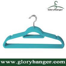 Cabide de roupa de plástico de alta qualidade para uso doméstico