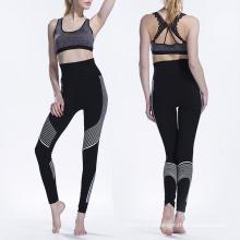 Stylish sportswear custom fitness High quality women yoga pants leggings