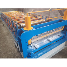 Making Steped Sheet Roofing Tile Forming Machine