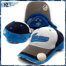OEM 2015 Hochwertige 3D embrodered Baseballmütze mit Flasche openner Kappe Mode Hüte Lieferanten