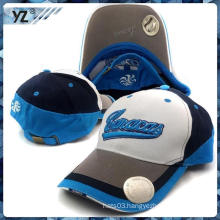 OEM 2015 High Quality 3D embrodered baseball cap with bottle openner cap Fashion hats suppliers