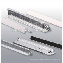 t-bar / ceiling t grid / rejillas de techo para la instalación