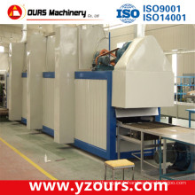 New Design Automatic Powder Coating Line with Best Spray Guns