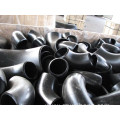 DN100 Seamless Carbon Steel Rubber Lined Elbow Pipe Fittings