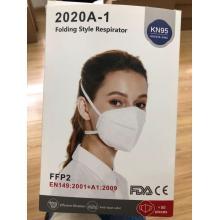 Masques faciaux Kn95 En149: 2001 + A1: 2009