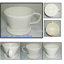 2013 New 4.29inch Ceramic Coffee Filter For BS130301A