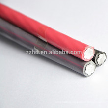 X00 / 0-A / X00-A Conjuntos de cabos autoportantes N1XD4-AR NFA2X cable