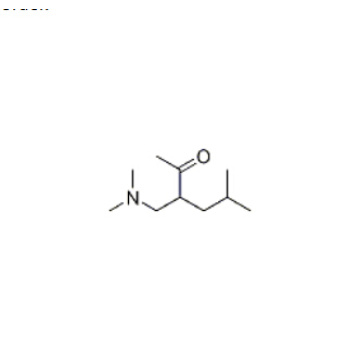 3- (N، N-Dimethylaminomethyl) -5-methyl-2-hexanone CAS 91342-74-4