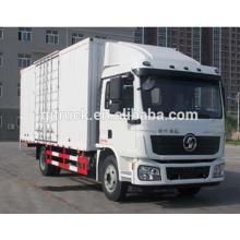 6 * 4 lecteur 25T Shacman marque van camion / Shacman fourgon camion / Shannqi van camion de transport / Shacman camion de transport de marchandises