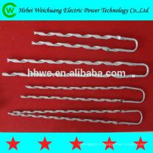 raccords électriques / pince de suspension